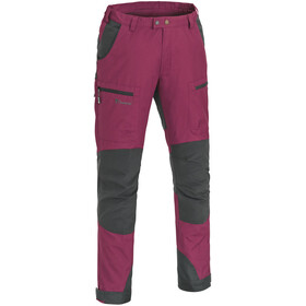 Pinewood Caribou TC Pantalon Enfant, fuchsia/grey